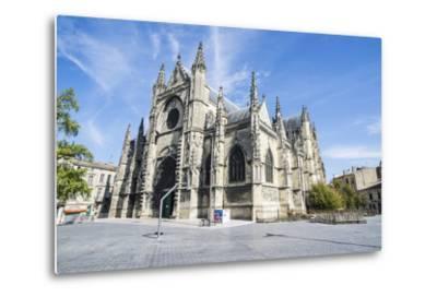 Basilica of Saint Michel, Bordeaux, Aquitaine, France, Europe-Michael Runkel-Metal Print