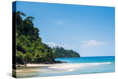 Sungai Pinang, Sumatra, Indonesia, Southeast Asia-John Alexander-Stretched Canvas Print