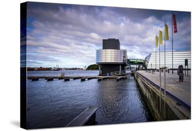 National Oil Museum, Stavanger, Norway, Scandinavia, Europe-Jim Nix-Stretched Canvas Print