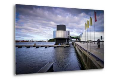 National Oil Museum, Stavanger, Norway, Scandinavia, Europe-Jim Nix-Metal Print