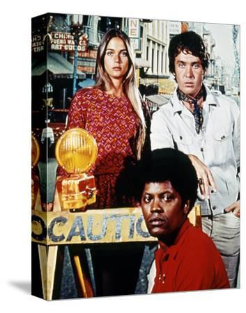 The Mod Squad--Stretched Canvas Print