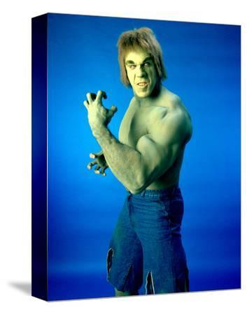 Lou Ferrigno--Stretched Canvas Print