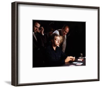 The Cincinnati Kid--Framed Photo