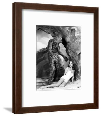 Creature from the Black Lagoon--Framed Photo