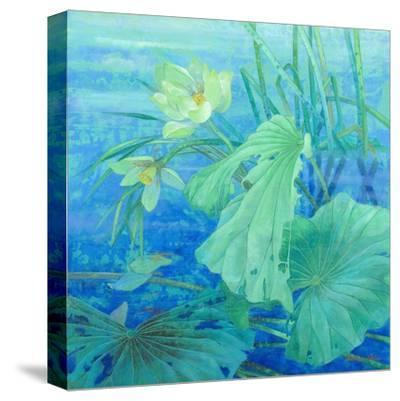 Spring Morning-Ailian Price-Stretched Canvas Print