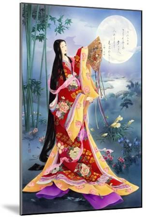 Komachi-Haruyo Morita-Mounted Art Print