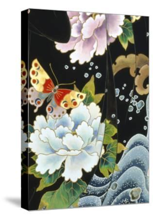 Echigo Dojouji 12959 Crop 2-Haruyo Morita-Stretched Canvas Print