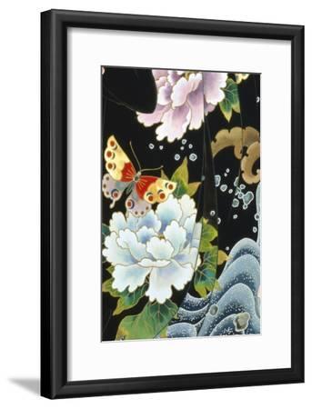 Echigo Dojouji 12959 Crop 2-Haruyo Morita-Framed Art Print