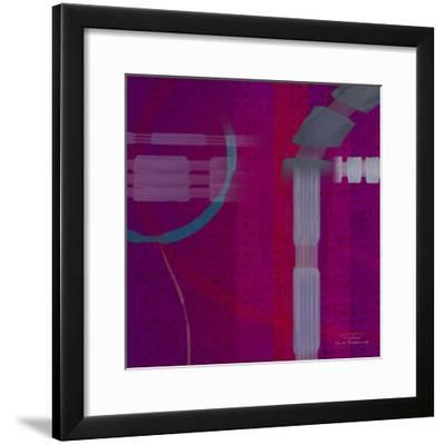 Abstract 01 I-Joost Hogervorst-Framed Art Print