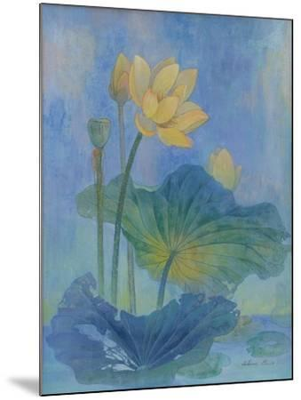 Spring Dew-Ailian Price-Mounted Art Print