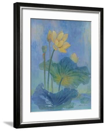 Spring Dew-Ailian Price-Framed Art Print