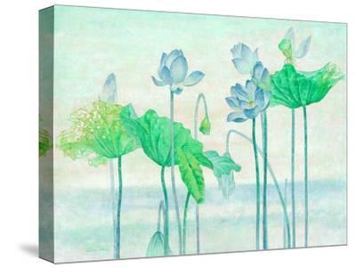 Morning Mist-Ailian Price-Stretched Canvas Print
