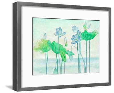 Morning Mist-Ailian Price-Framed Art Print