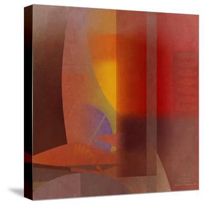 Abstract Tisa Schlemm 04-Joost Hogervorst-Stretched Canvas Print