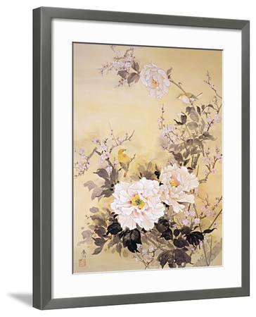 Spring Blossom 2-Haruyo Morita-Framed Art Print
