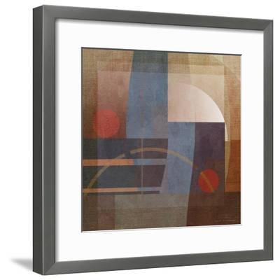 Abstract Tisa Schlemm 01-Joost Hogervorst-Framed Art Print