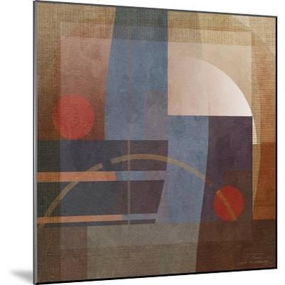 Abstract Tisa Schlemm 01-Joost Hogervorst-Mounted Art Print