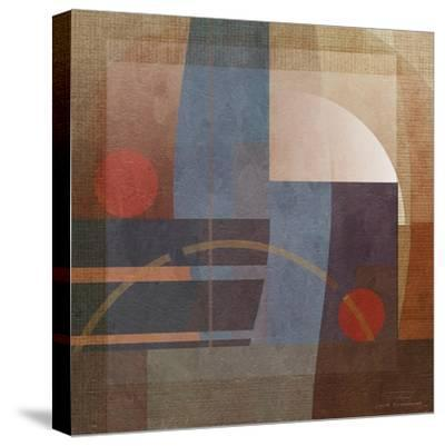 Abstract Tisa Schlemm 01-Joost Hogervorst-Stretched Canvas Print