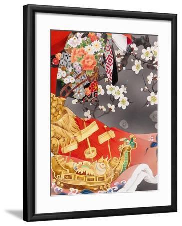 Iwai-Haruyo Morita-Framed Art Print