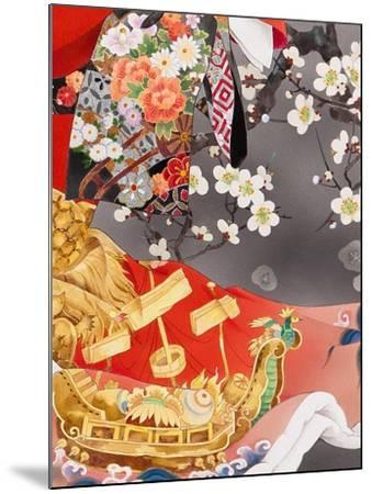 Iwai-Haruyo Morita-Mounted Art Print
