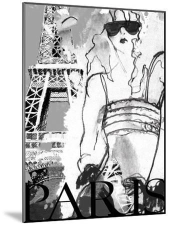 Shades of Paris-Jodi Pedri-Mounted Art Print