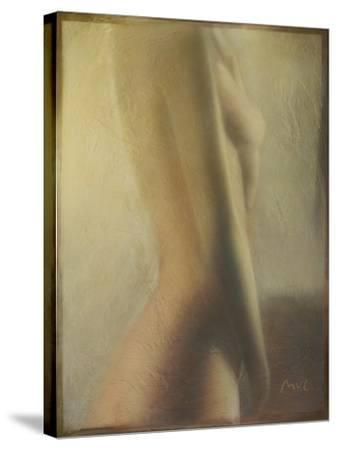 Woman 2 Copy-Mark Van Crombrugge-Stretched Canvas Print