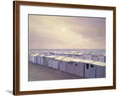 The Hidden Sea-Mark Van Crombrugge-Framed Art Print