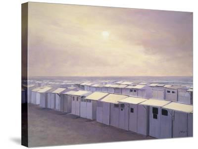 The Hidden Sea-Mark Van Crombrugge-Stretched Canvas Print