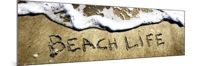 Beach Life-Alan Hausenflock-Mounted Art Print