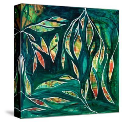 Night-BJ Lantz-Stretched Canvas Print