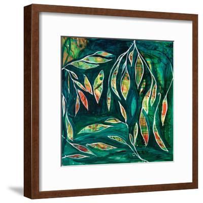 Night-BJ Lantz-Framed Art Print