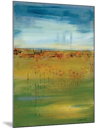 Earth:Sky-Nikki Dilbeck-Mounted Art Print