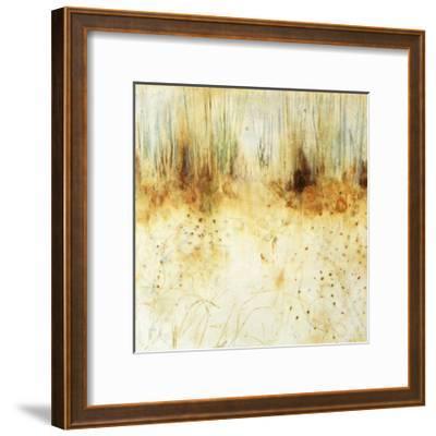 Winter Walk-BJ Lantz-Framed Art Print