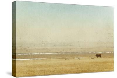 BFFs-Roberta Murray-Stretched Canvas Print