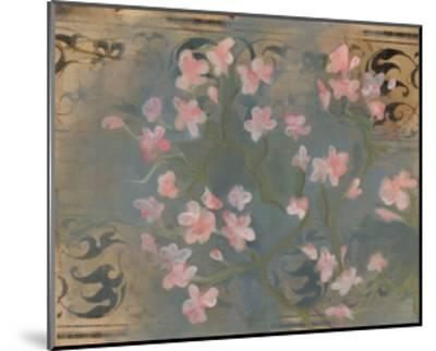 Cherry Blossoms II-Arielle Adkin-Mounted Art Print