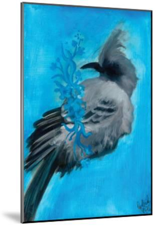 Bird Study IX-Arielle Adkin-Mounted Art Print