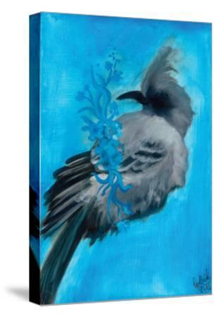 Bird Study IX-Arielle Adkin-Stretched Canvas Print