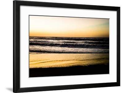 Ocean Sunrise V-Beth Wold-Framed Photographic Print