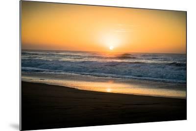 Ocean Sunrise II-Beth Wold-Mounted Photographic Print