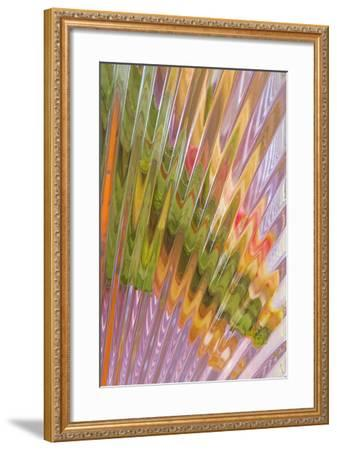 Glass Patterns I-Kathy Mahan-Framed Photographic Print