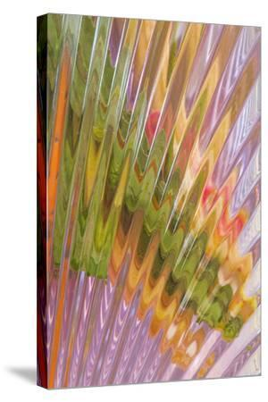 Glass Patterns I-Kathy Mahan-Stretched Canvas Print