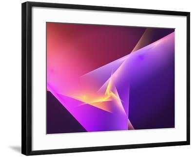 Pinwheel I-Alan Hausenflock-Framed Art Print