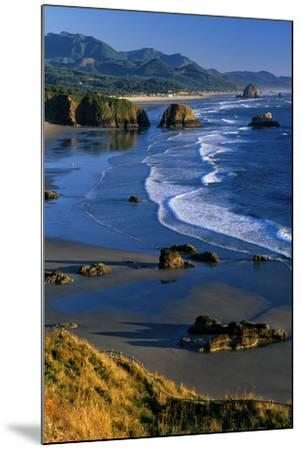 Ecola State Park II-Ike Leahy-Mounted Photographic Print