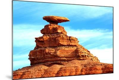Mexican Hat-Douglas Taylor-Mounted Photographic Print