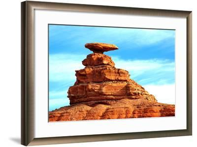 Mexican Hat-Douglas Taylor-Framed Photographic Print