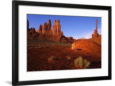 Monument Valley I-Ike Leahy-Framed Photographic Print
