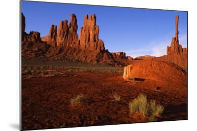 Monument Valley I-Ike Leahy-Mounted Photographic Print