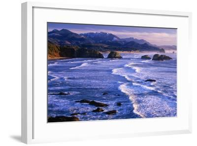 Ecola State Park IV-Ike Leahy-Framed Photographic Print