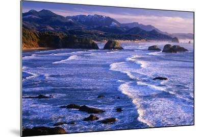 Ecola State Park IV-Ike Leahy-Mounted Photographic Print