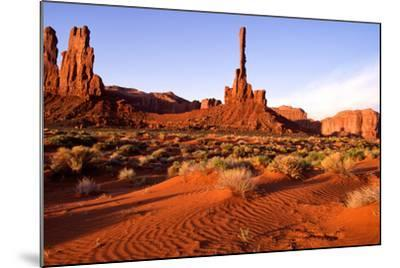 Monument Valley II-Ike Leahy-Mounted Photographic Print